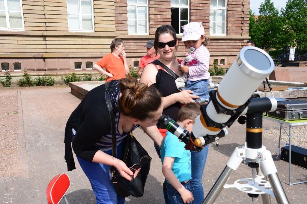 2ème telescope