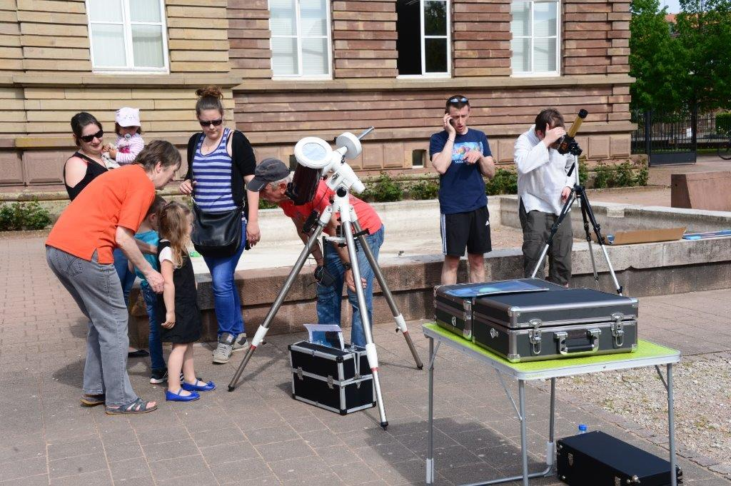telescope filtre solaire