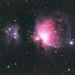 M42_Nébuleuse d'Orion_600mm