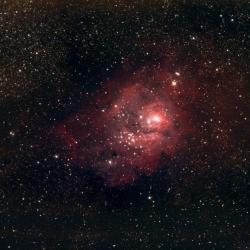 M8_Nébuleuse de la Lagune_Sagittaire_600mm