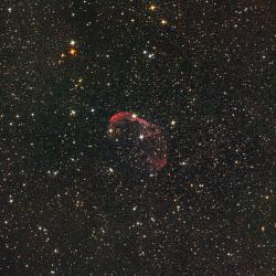 NGC6888_Nébuleuse du Croissant_Cygne_600mm