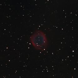 NGC7293_Nébuleuse Planétaire de l'Hélice_Verseau_600mm